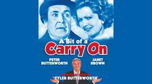 A Bit of Carry On at Redgrave Theatre