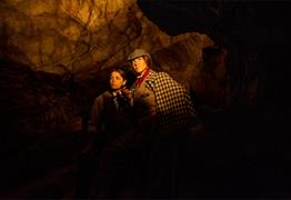 A Halloween Tale at The Cheddar Gorge & Caves