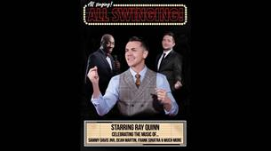 All Singing, All Swinging! at Redgrave Theatre