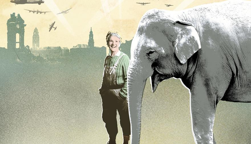 An Elephant in the Garden at Tobacco Factory Theatres