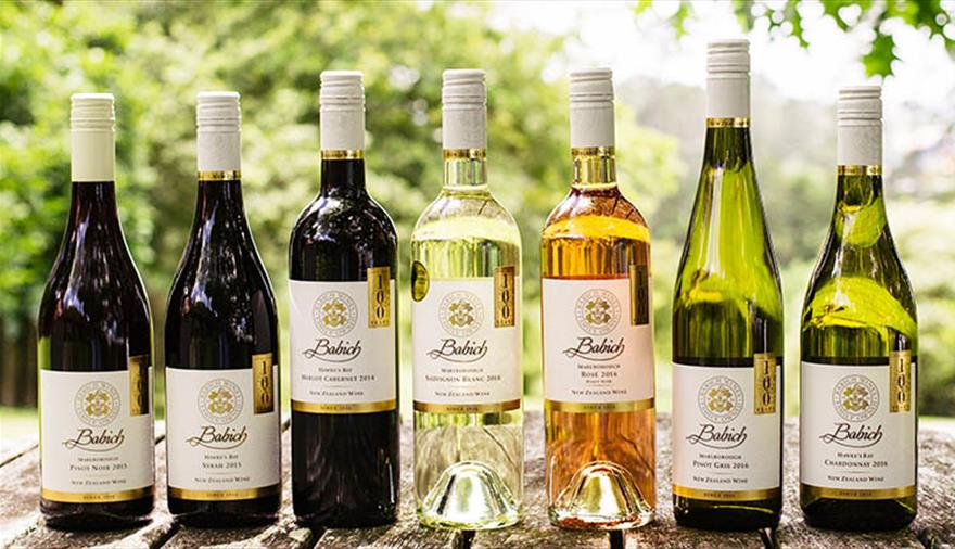 An evening of Wine with Babich Wines and Riverstation