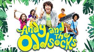 Andy & The Odd Socks at Avon Valley Adventure & Wildlife Park