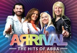 Arrival: The Hits of Abba at The Playhouse