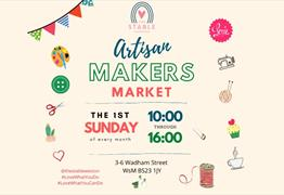 Artisan Market at The Stable