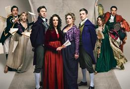 Austentatious: The Improvised Jane Austen Novel at the Redgrave Theatre