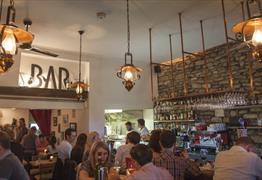 Bravas Bar