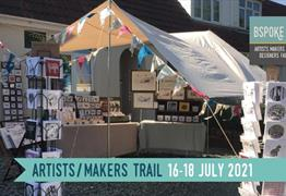 BSpoke16 Artists, Makers and Designers Summer Trail