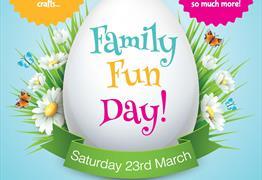 Family Fun Day! at the Badminton School in Westbury-on-Trym
