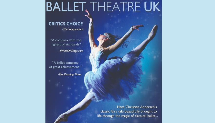 Ballet Theatre UK presents: The Snow Queen at Redgrave Theatre