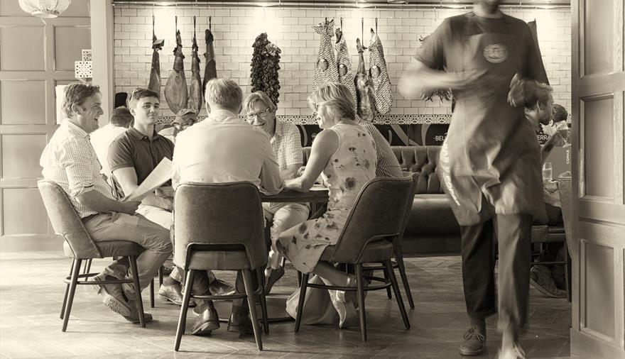 Osborne Dinner at Bar 44