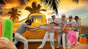 Beach Boyz at Redgrave Theatre