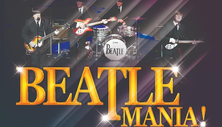 Beatlemania at The Redgrave Theatre