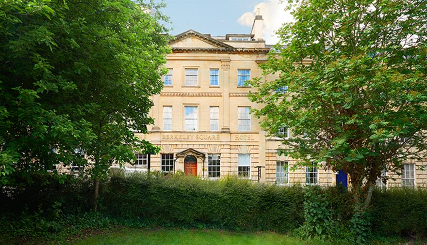 Stay in Bristol's only Art hotel – The Berkeley Square Hotel