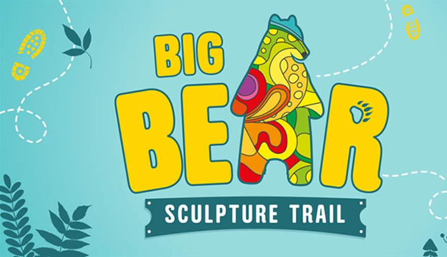 Big Bear Sculpture Trail at Wild Place Project