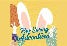 Bowood's Big Spring Adventure at Bowood House & Gardens