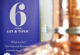6 O'clock Gin & Tonic