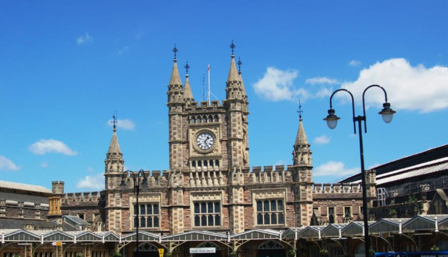 Bristol Temple Meads Railway Station