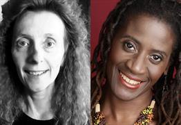 Bristol Festival of Ideas: Deirdre Osborne and Kadija Sesay