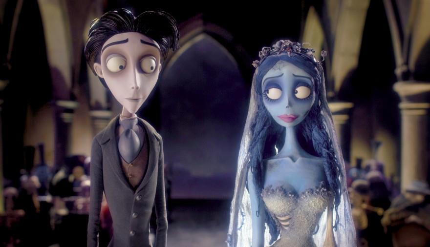Bristol Film Festival: Corpse Bride at Arnos Vale Cemetery