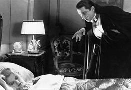 Bristol Film Festival: Dracula in Redcliffe Caves
