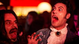 Bristol Film Festival: What We Do In The Shadows in Redcliffe Caves