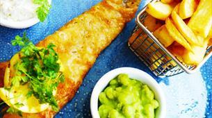 Future Inns Bristol - Chophouse Restaurant: Fish n Chips