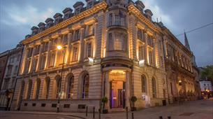 Bristol Harbour Hotel exterior