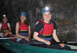 Night Canoe Adventurous Activity Company