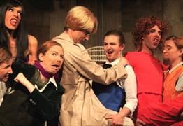 Bristol Pride Presents: Murder, He Didn't Write at The Wardrobe Theatre
