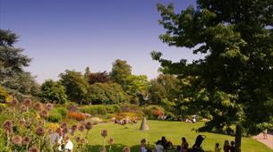 Meet the gardeners at Bristol Zoo Gardens