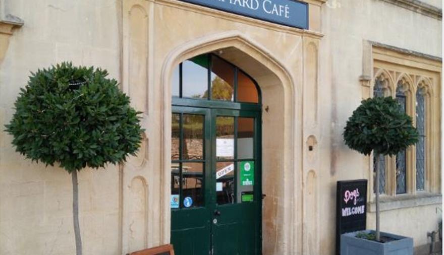 The Courtyard Café at Ashton Court
