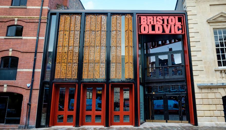 Bristol Old Vic Theatre exterior
