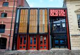 Bristol Old Vic Theatre exterior