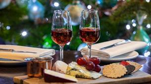 Christmas Day Lunch in the Kerry Suite at Bowood Hotel, Spa & Golf Resort