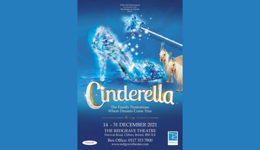 Cinderella at Redgrave Theatre