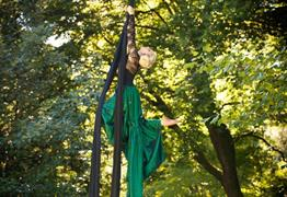 Circus City: Breath of beginning by Whispering Woods at Torthworth Estate