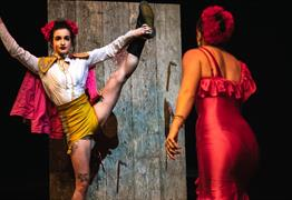 Circus City: Volt Scratch Night at Circomedia