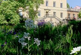 Step inside a secret garden at Clifton Hill House