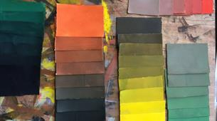 Colour Intensive with RWA at Hamilton House
