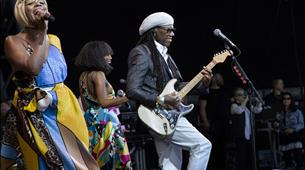 Colston Hall Presents: Nile Rodgers & CHIC at The Amphitheatre