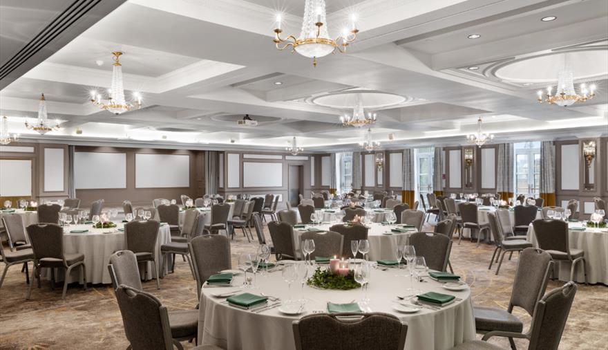 Bristol Marriott Royal Hotel conference