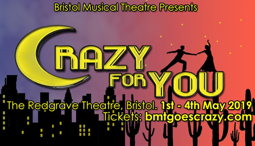 Crazy for You at The Redgrave Theatre