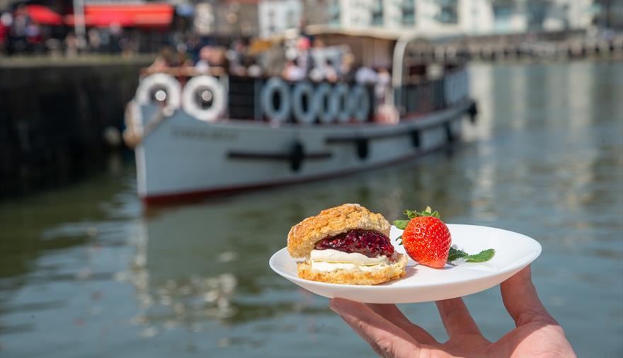 Cream Tea Cruise on Bristol Packet Boat Trips