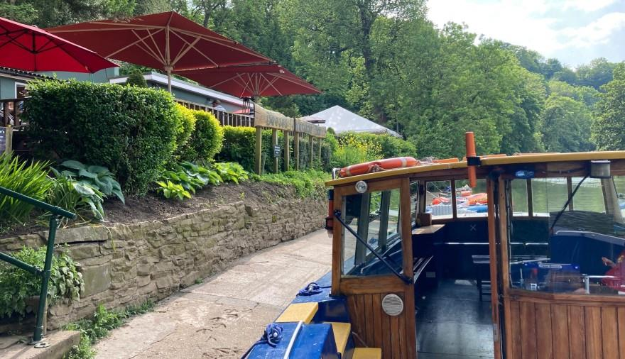 Cruise to Beese's with Bristol Ferry Boats