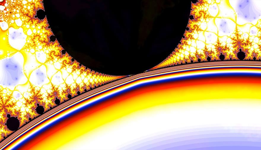 Dark Side of the Moon: The Fulldome Experience at We The Curious