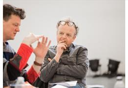 Desert Island Theatre with Toby Jones at Bristol Old Vic