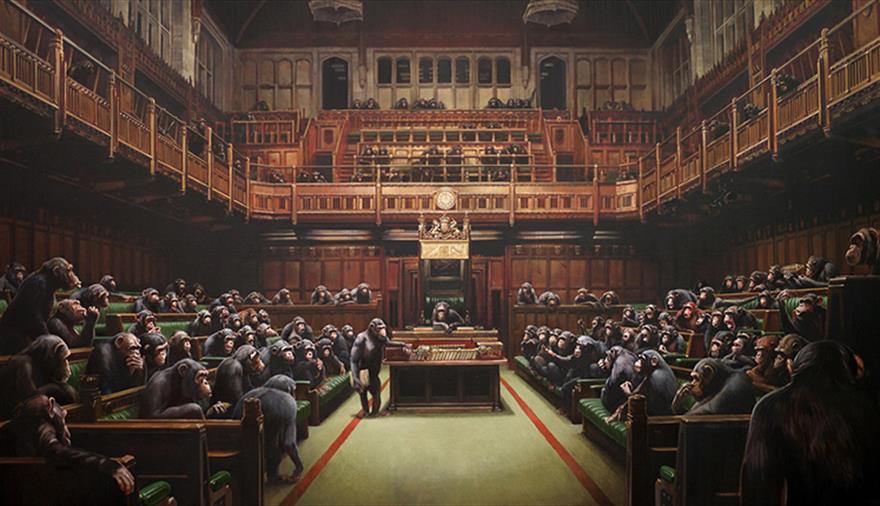 Devolved Parliament at Bristol Museum & Art Gallery