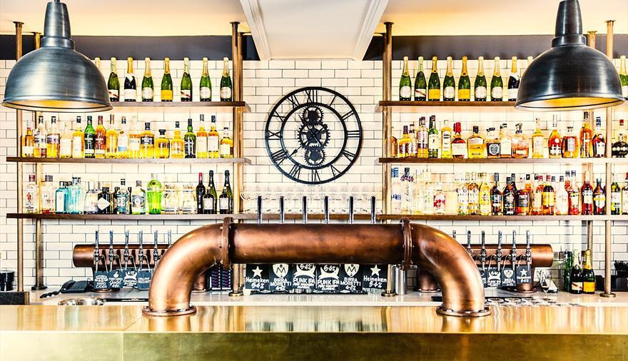 The White Lion Bar