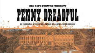 The Sensational Penny Dreadful at Ashton Court