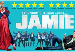 Everybody's Talking About Jamie at Bristol Hippodrome